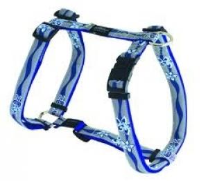 Rogz Reflective надгръдник за кучета, размер S - син