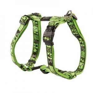 Rogz Fancy Dress надгръдник за кучета, размер L - зелен 1