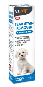 Mark & Chappell Tear Stain Remover for Dogs - препарат за почистване петна около очите 100 мл.