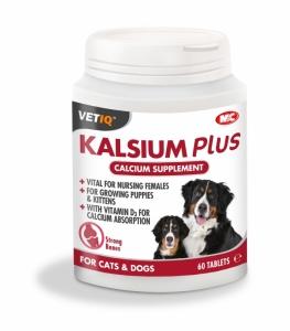 Mark & Chappell Kalsium PlusTablets - калциеви таблетки 60 броя