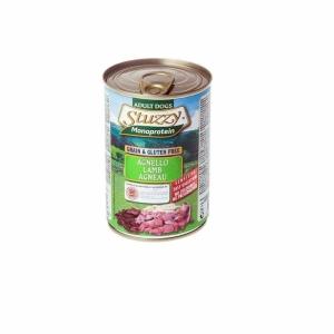 Stuzzy Monoprotein Храна с агнешко месо за чувствителни кучета над 1 година, 0.800 кг.
