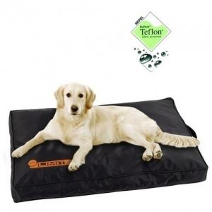 Karlie cushion No Limit Противоалергичен матрак - с тефлонови нишки, черен