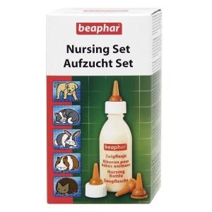 Beaphar Nursing Set Комплект за кърмене за кучета, котки и дребни животни