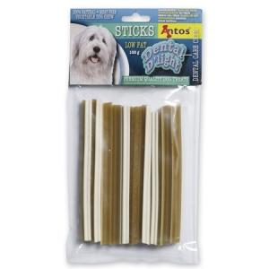 Antos Dental Light Sticks - солети за куче, 100 гр.