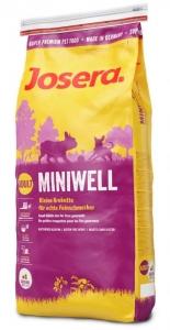 Josera Miniwell Chicken - суха храна за кучета мини и малки породи над 10 месечна възраст, 15 кг. 1