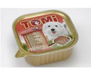 Tomi Beef - пастет за кучета от говеждо месо, 300 гр.