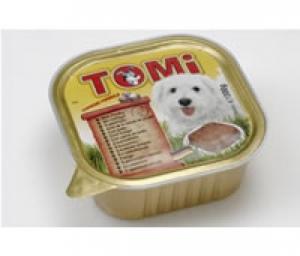 Tomi Poultry - пастет за кучета с пилешко месо, 300 гр.