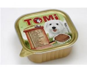 Tomi Lamb - пастет за кучета с агнешко месо, 300 гр.
