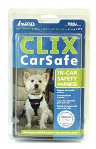 Clix Нагръдник за куче за кола, S 1