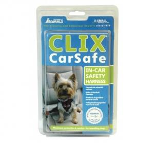 Clix Нагръдник за куче за кола - мини XS 1