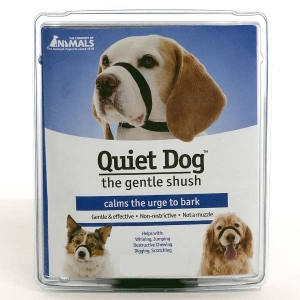 Quiet Dog Нашийник за контрол на нежелано лаене, размер 2 1
