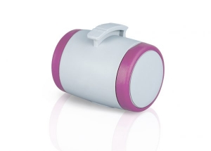 Flexi Контейнер за лакомства/торбички Multi Box, розов 1