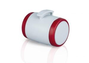 Flexi Контейнер за лакомства/торбички Multi Box, червен 1