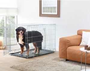 Savic Сгъваема метална клетка Dog Residence 118 1
