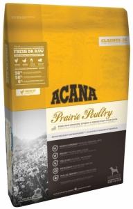 Acana Prairie Poultry - храна за кучета с пилешко и пуешко месо, за средни и големи породи, над 1г., 17 кг. 1