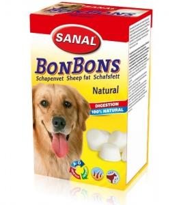 Sanal Бонбони за козина с овча мазнина - Sheep Fat BonBons Natural 150 гр