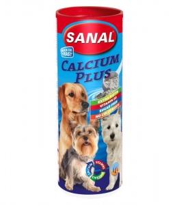 Sanal Калций плюс на прах за кучета -Calcium Plus powder 300 гр