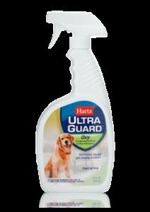 Hartz Спрей за премахване на петна и миризми с кислород 709 мл