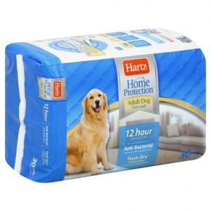 Hartz Абсорбиращи подложки за възрастни кучета - 30 бр
