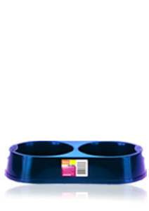 Hartz Двойна купа за вода и храна L