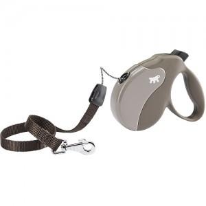 Ferplast - Amigo Cord Small Brown Повод за кучета до 15 кг 1