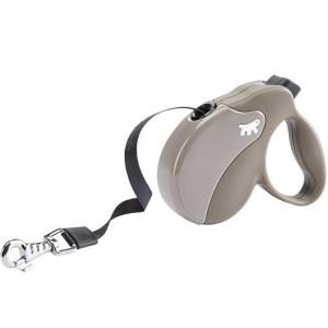 Ferplast - Amigo Tape Mini Brown Повод за кучета до 12 кг 1