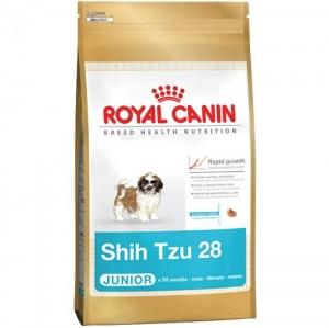 Royal Canin BHN Shih Tzu Junior - суха храна за кученца, порода ши тцу, на възраст от 1 до 10 месеца, 500 гр.