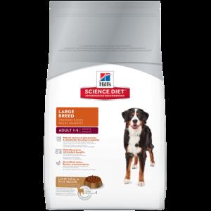 Hill's Science Plan Adult Advanced Fitness Large Breed с агнешко и ориз – За кучета от едри породи над 25 кг с умерени енергийни нужди, 1-5 г. 12 кг 1