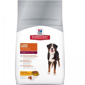 Hill's Science Plan Adult Advanced Fitness Large Breed с пилешко – За кучета от едри породи над 25 кг с умерени енергийни нужди, 1-7 г. 18 кг 1