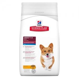 Hill's Science Plan Adult Advаnce Fitness Mini Chicken  – За кучета от дребни породи с умерени енергийни нужди на възраст от 1 до 7 години /с пилешко/ 7 кг 1