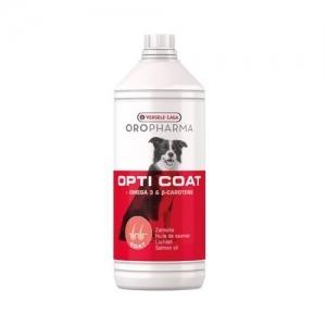 Versele-Laga - Opti Coat Хранителна добавка за кучета - опаковка 1 л