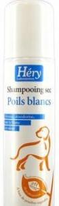 Hery -White coat dry shampoo Шампоан за кучета - опаковка 150 мл.