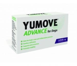 Lintbells - Yumove Advance Хранителна добавка за ставни проблеми при кучета - опаковка 120 таблетки