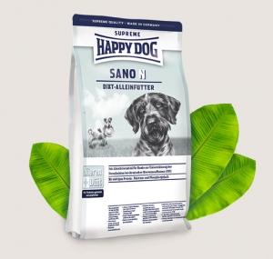 Happy Dog Sano N Диетична храна за кучета - опаковка 1 кг.