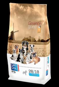 CAROCROC PUPPY 28/18 - Суха храна за кучета с пиле и ориз опаковка от 3кг