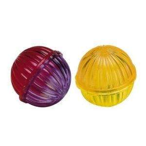 Ferplast Translucent balls pa5204 - пластмасови топчета 2 бр./оп.
