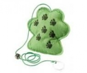Ferplast Plush toy for cats pa5024 - играчка за котка, 1 брой Зелена 1
