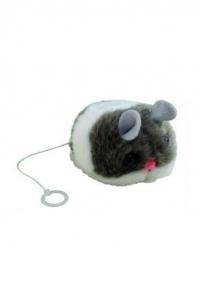 Ferplast Trembling plush mouse pa5006 - играчка за котки механична мишка