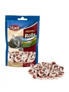 Trixie Premio Rolls - Лакомство за котки ролца пилешко месо 50 гр.
