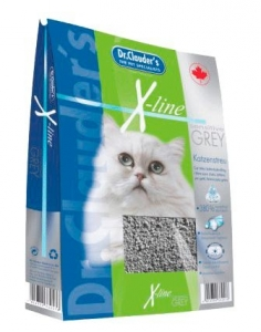 "Dr. Clauder's Котешка тоалетна ""Xtreme grey"""