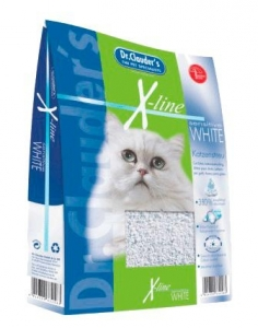 "Dr. Clauder's Котешка тоалетна ""Xtreme white"""