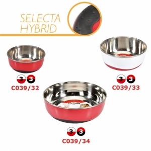 Camon Купичка за хранене от неръждаема стомана Selecta hybrid