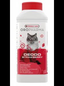 Versele-Laga - Deodo Strawberry - Дезодорант на прах за котешка тоалетна с аромат на ягода - опаковка 750 мл
