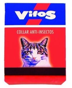 Biozoo Инсектициден нашийник за котки