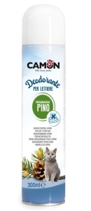 Camon Дезодорант - спрей за котешка тоалетна с аромат на бор