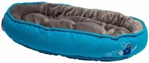 Rogz Trendy Podz легло за котки - синьо, малко
