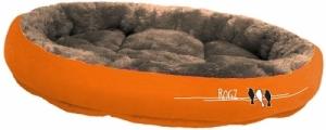 Rogz Trendy Podz легло за котки - оранжево, голямо