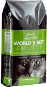 Worlds Best Cat Litter Clumping cat - най добрата тоалетна за Вашият дом, 12.7 кг. 1