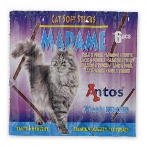Antos Пръчици Madame със сьомга и пъстърва, 6 бр