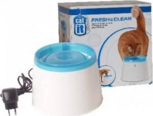 Hagen Catit Фонтан за вода за котки - Design Fresh & Clear Cat Drinking Fountain - 2 L 1
